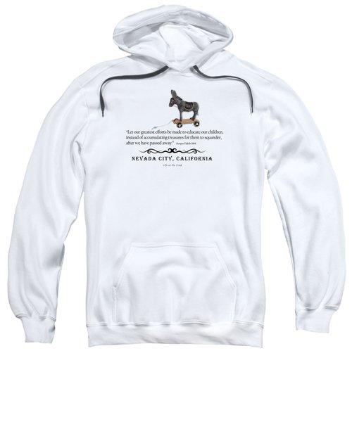 Educational Treasure Sweatshirt