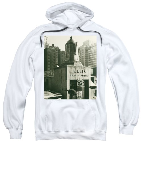 Ellis Tea And Coffee Store, 1945 Sweatshirt