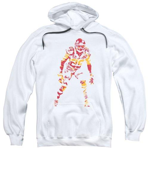 Eric Berry Kansas City Chiefs Apparel T Shirt Pixel Art 2 Sweatshirt