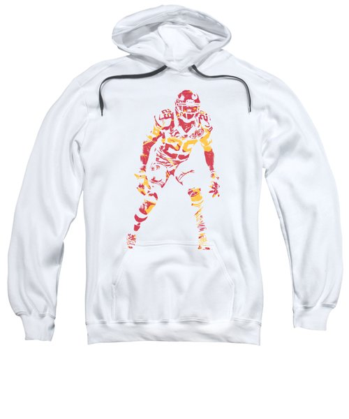 Eric Berry Kansas City Chiefs Apparel T Shirt Pixel Art 2 Sweatshirt