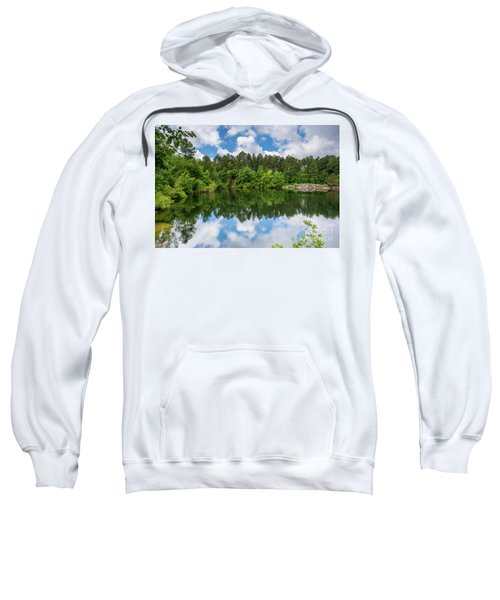 Euchee Creek Park - Grovetown Trails Near Augusta Ga 1 Sweatshirt