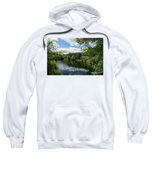 Euchee Creek Park - Grovetown Trails Near Augusta Ga 2 Sweatshirt