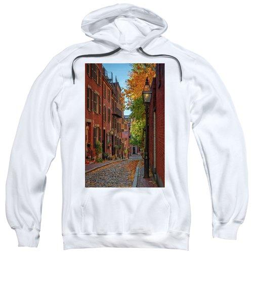 Fall In Beacon Hill Sweatshirt