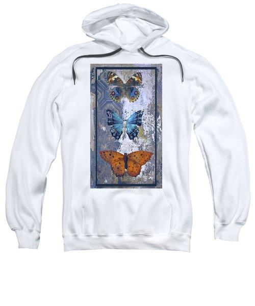 Farmhouse Butterflies Sweatshirt
