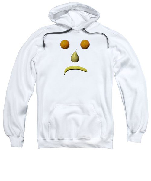 Feeling Fruity Frown Png Sweatshirt