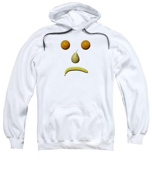 Feeling Fruity Frown Png Sweatshirt