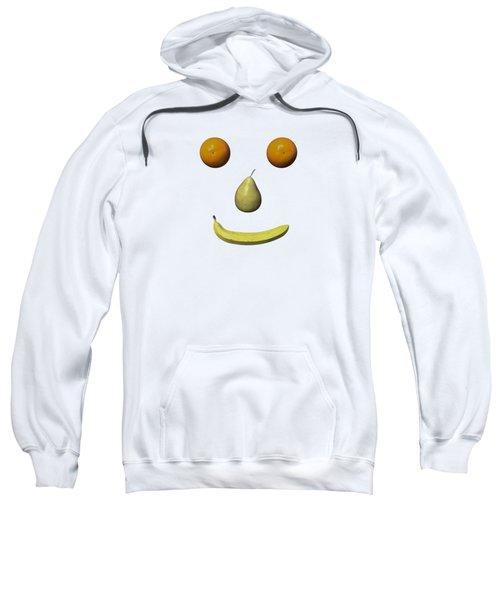 Feeling Fruity Smile Png Sweatshirt