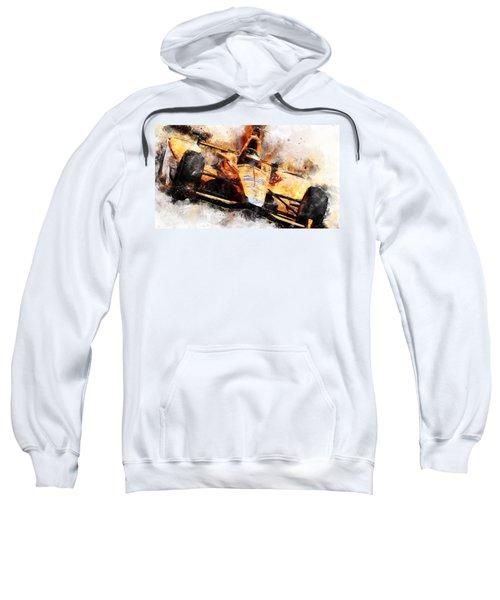 Fernando Alonso, Indy 500 - 04 Sweatshirt