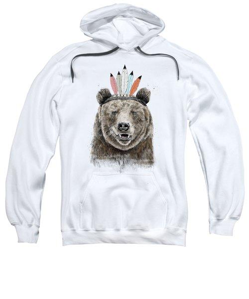 Festival Bear Sweatshirt