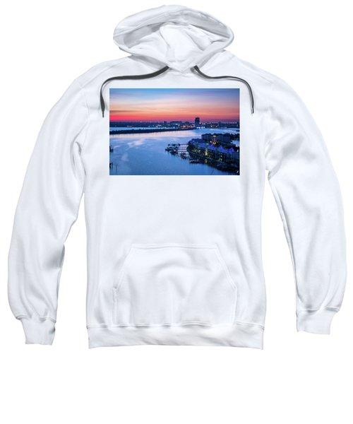 Firstlight Over Clearwater Sweatshirt