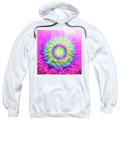 Flowering Mandala Sweatshirt