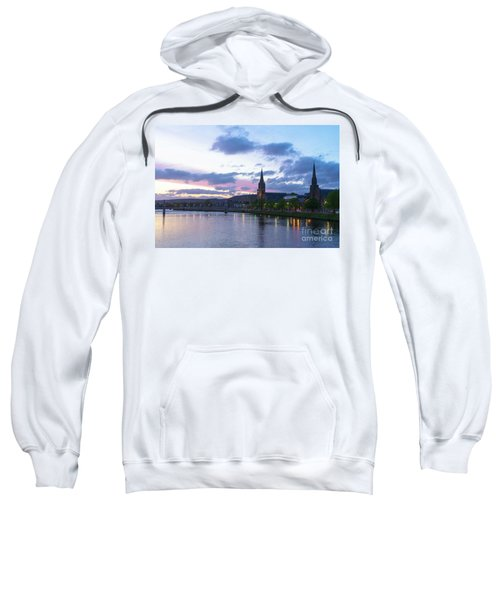 Flowing Down The River Ness Sweatshirt