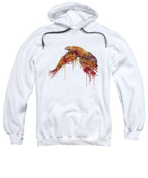 Flying Hawk  Sweatshirt