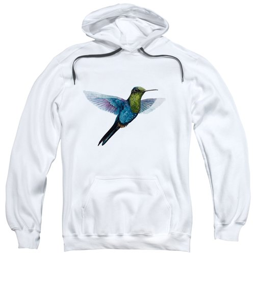Flying Jewel 1 Sweatshirt
