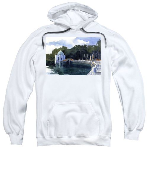 Folly At Viscaya Sweatshirt