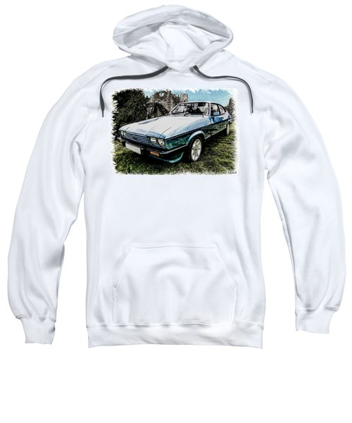 Ford Capri 3.8i Pencil V2 Sweatshirt