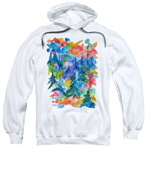 Forest Sunrise Sweatshirt