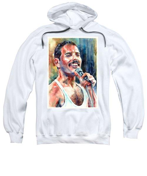 Freddie Mercury Live Aid Sweatshirt