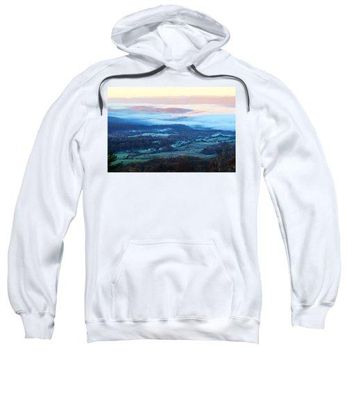 Frosty Autumn Sweatshirt