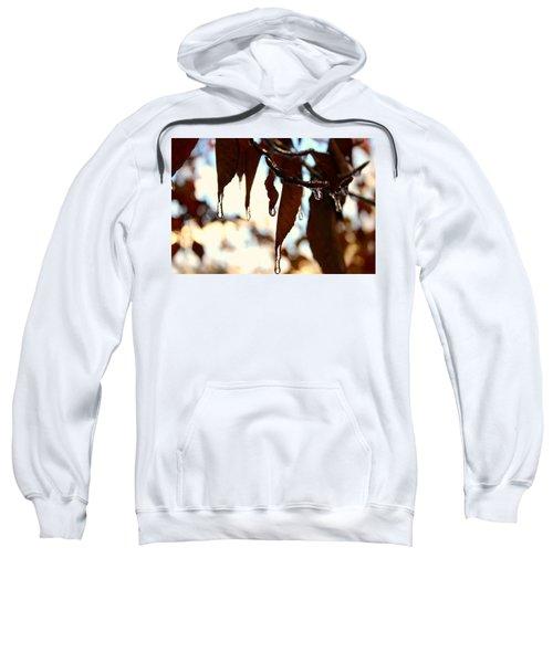 Frozen Autumn  Sweatshirt
