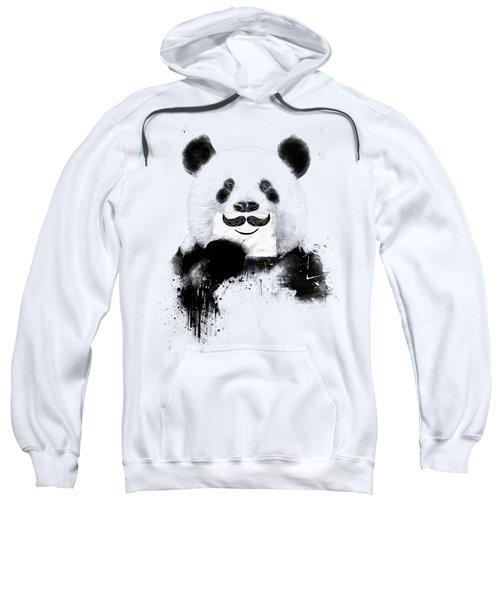 Funny Panda Sweatshirt