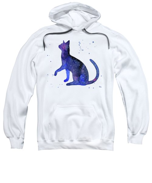 Galaxy Cat Sweatshirt