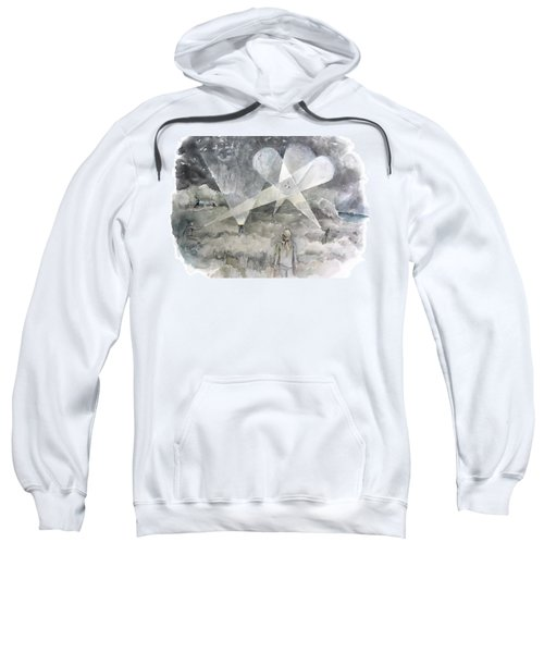Ghostbusting The New Zealand Storm-petrel Sweatshirt