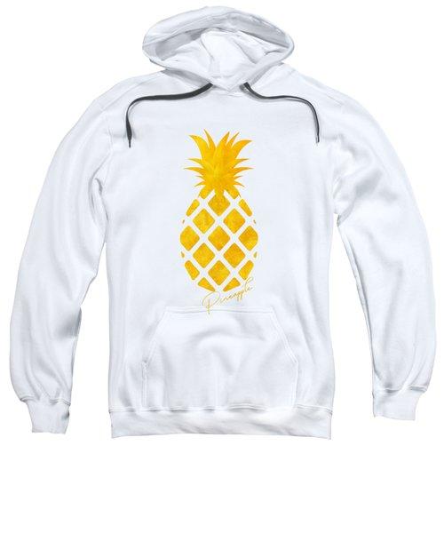 Gold Pineapple Sweatshirt