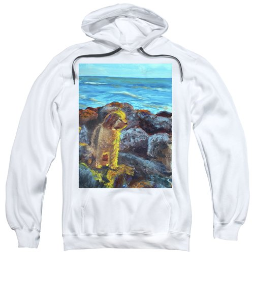 Golden Dog Sweatshirt