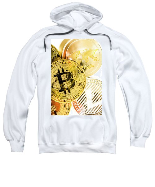 Golden Exchange Sweatshirt