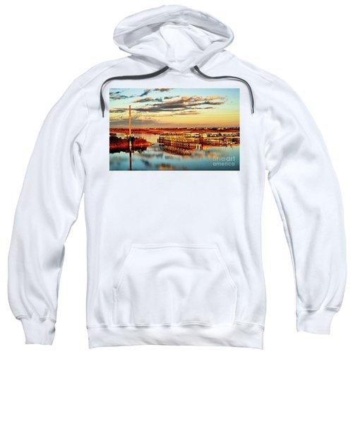 Golden Hour Bridge Sweatshirt