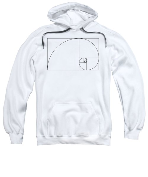 Golden Spiral Sweatshirt