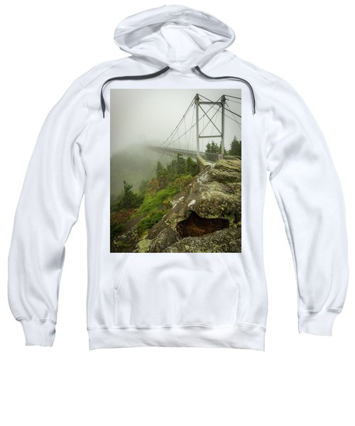 Grandfather Mountain Swinging Bridge Sweatshirt