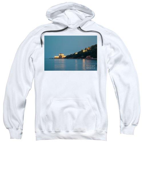 Great Wall At Night Sweatshirt