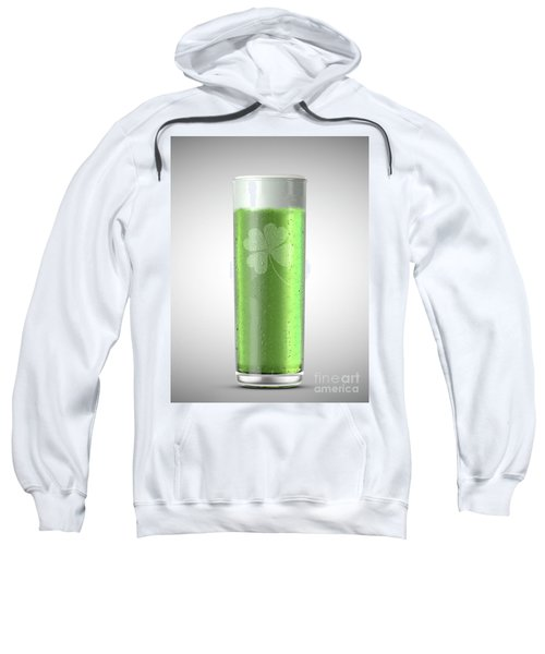 Green Stange Beer Pint Sweatshirt