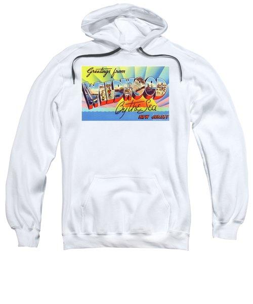 Wildwood Greetings - Version 1 Sweatshirt