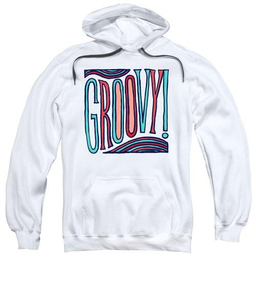 Groovy Sweatshirt