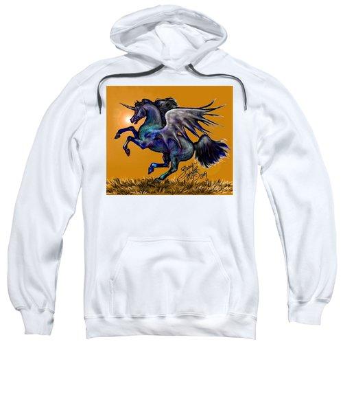 Halloween Fantasy Horse Sweatshirt