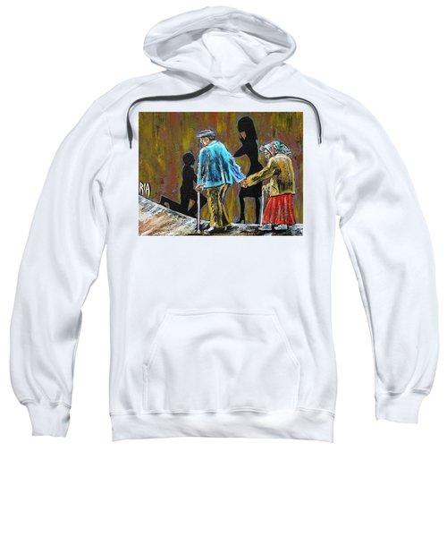 Happiness Happened Sweatshirt