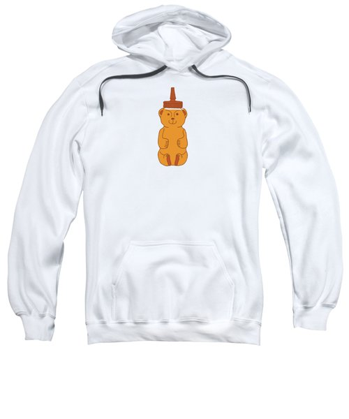 Happy Honey Bear Sweatshirt