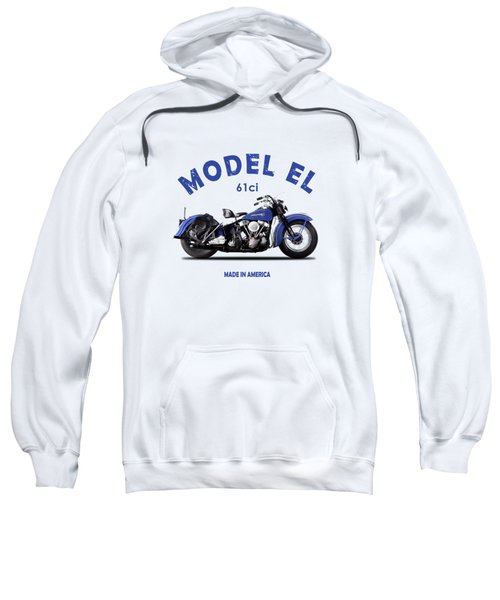 Harley-davidson El 1948 Sweatshirt