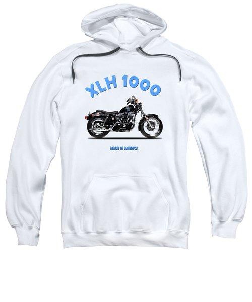 Harley Davidson Xlh 1972 Sweatshirt