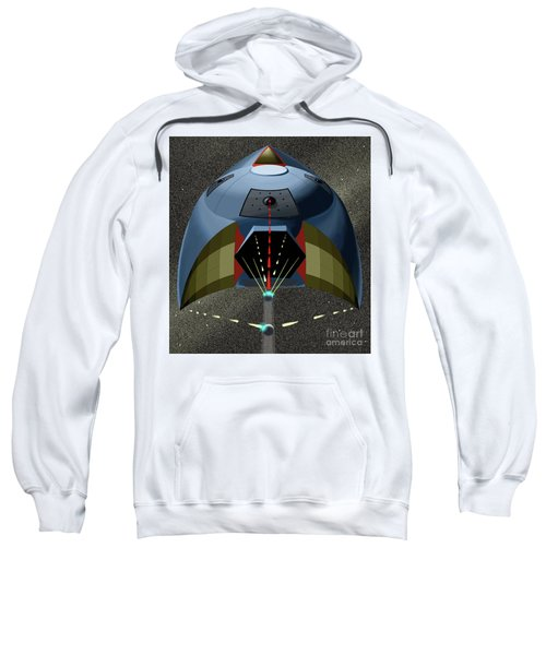 Head On Attack Sweatshirt