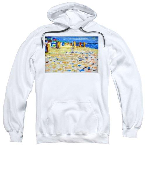 Holland, Beach Chairs - Digital Remastered Edition Sweatshirt