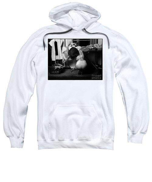 I Nearly Saw God Sweatshirt