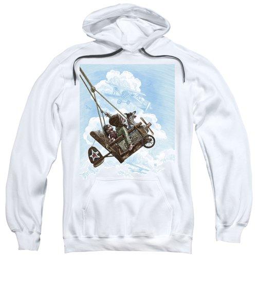 I Want To Fly Sweatshirt