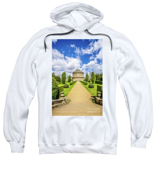 Ickworth House, Image 11 Sweatshirt