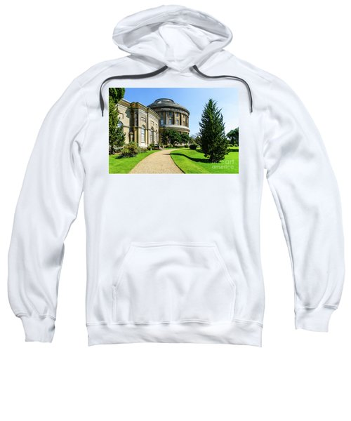 Ickworth House, Image 3 Sweatshirt