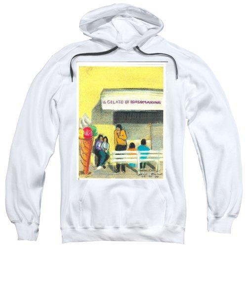 Il Gelato De Borgo Marina Sweatshirt