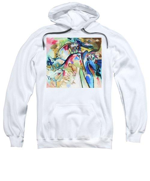 Improvisation 21a - Digital Remastered Edition Sweatshirt